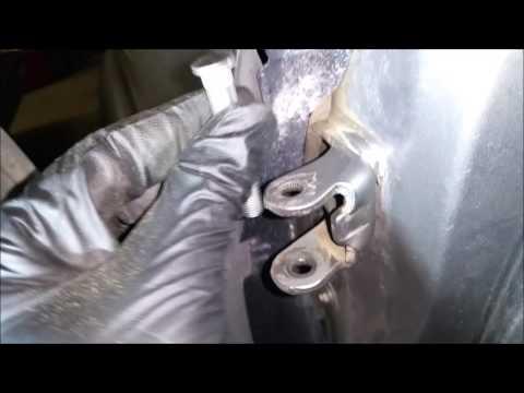 How to upgrade sagging door hinges
