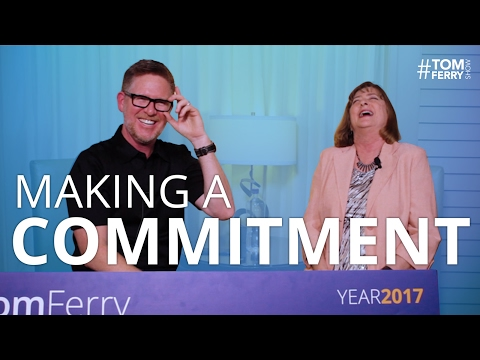 Set 100 Appointments Like Mariangel | #TomFerryShow Episode 102