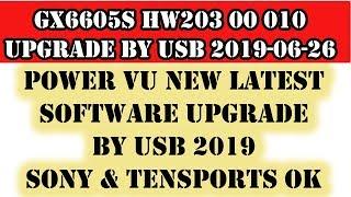 Neosat 550D china Reciever power vu auto roll latest software 23-05