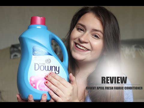 Review | Downy April Fresh Liquid Fabric Conditioner