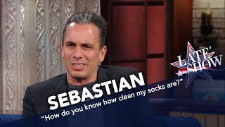 Checking In at the Airport | Sebastian Maniscalco: Aren't