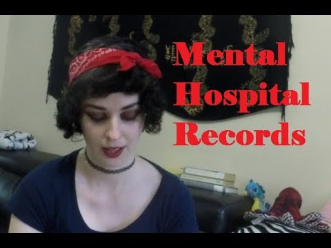 Reading Psychiatric Hospital Records