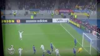 Dynamo Kyiv 5: 2 Everton | Europa League ملخص