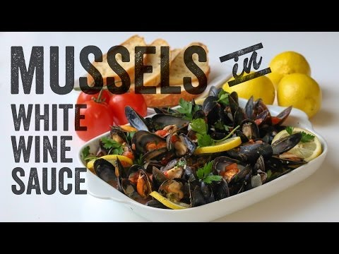 Mussels in White Wine Sauce Recipe: Bits & Pieces - Season 1, Ep. 9