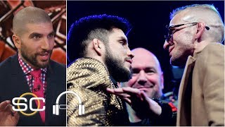 Henry Cejudo-TJ Dillashaw fight could be 'most important in UFC history' - Ariel Helwani   SVP on SC