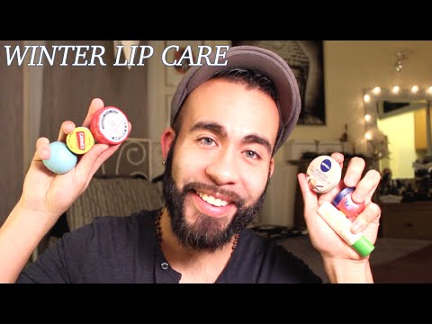 Winter Lip Care Routine: (Favorite Lip Balms)