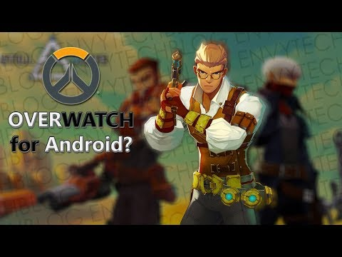 Overwatch for Android? Still Alive PvP Android Gameplay [BLIND]