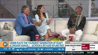 Download Jessie T. Usher discusses the three generations of 'Shaft' Video