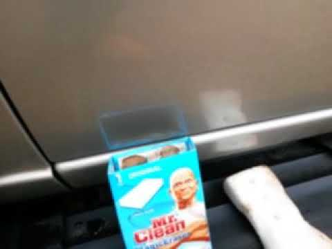 The best tar removal method mr clean magic eraser for a dollar