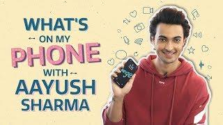 Aayush Sharma : What