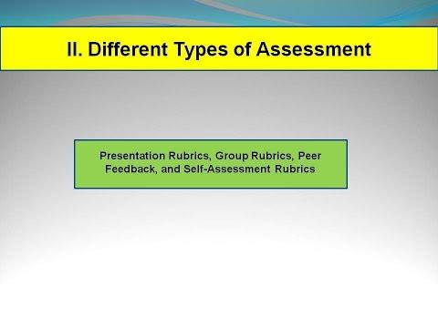 High School ELA Assessment: Presentation Rubrics, Group Rubrics, Peer/Self-Assessment