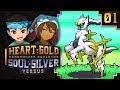 DOOGY LOOGY - Pokémon HeartGold & SoulSilver Randomizer Nuzlocke Versus w/ NumbNexus! Episode #01