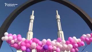 Sixty Couples Marry In Mass Islamic Wedding In Sarajevo