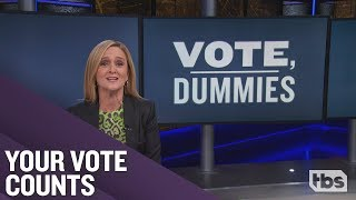 Vote, Dummies! | November 5, 2018 Act 1 | Full Frontal on TBS