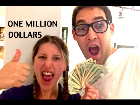 WHAT WE ARE DOING WITH ONE MILLION DOLLARS