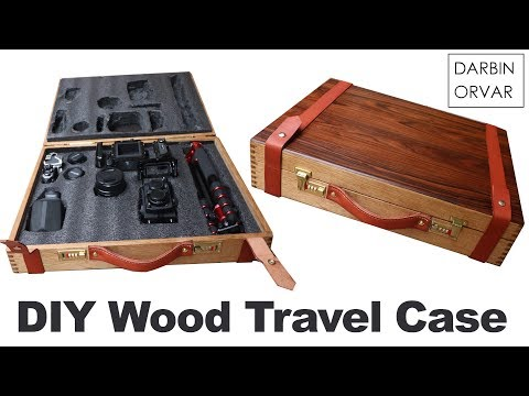 Making an Awesome Retro Camera Trunk
