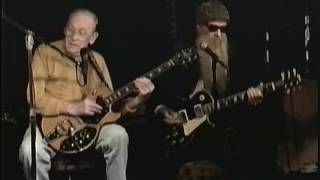 Les Paul with ZZ Top