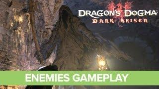 Dragon's Dogma Dark Arisen Gameplay: New Enemies - Trailer