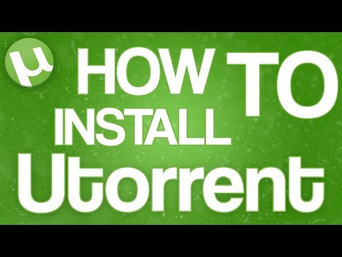 How To Download/Install Utorrent
