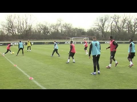 How to pass your way through defensive lines | Football tactics | Nike Academy