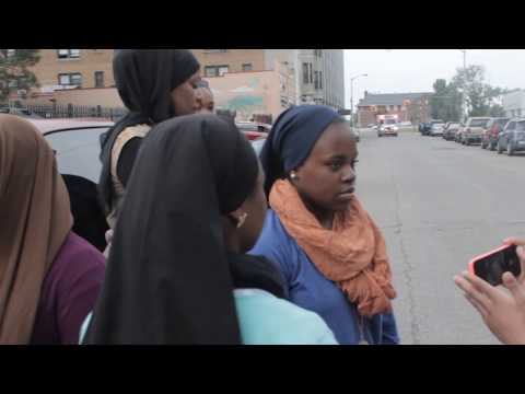 Uniting the Ummah : Muslims and Christian from Detroit Unite to Feed The Homeless