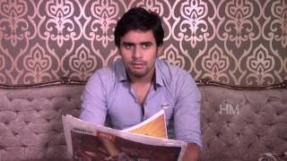 Indian House Wife Seduce In Bedroom By Husbands Best Friend   Hot Romance & Kiss Must Watch