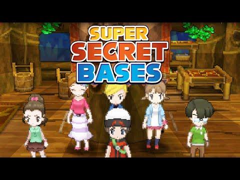 SUPER Secret Bases   Pokémon Omega Ruby and Alpha Sapphire!