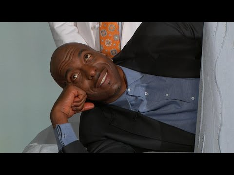 NBA Star John Salley Gets a Prostate Exam!