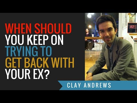 Getting Back Together: When Should You Keep Trying?