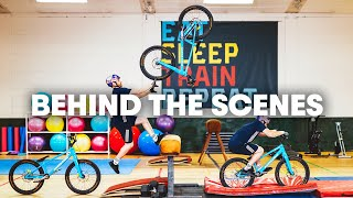 Danny MacAskill's Gymnasium Routine | Behind The Scenes