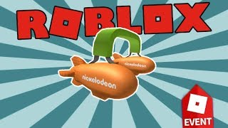 How To Get The Blimp Headphones Roblox Nickelodeon Event