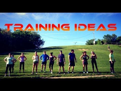 Workout Ideas - Intense Group Training