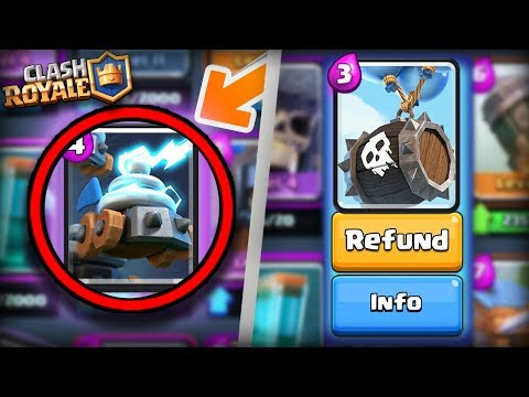 TOP 10 LEAST USED CARDS IN CLASH ROYALE AFTER NEW UPDATE! | WORST LEGENDARY/EPICS/RARES/COMMON CARDS