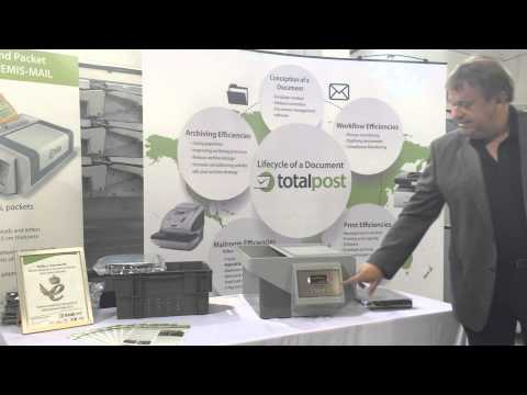 CEIA EMIS - Letter Bomb and IED Detector for mail and parcel inspection