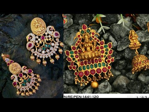 New Arrivals 1 gm gold jewelry with price || Latest Designs Jewellery collection