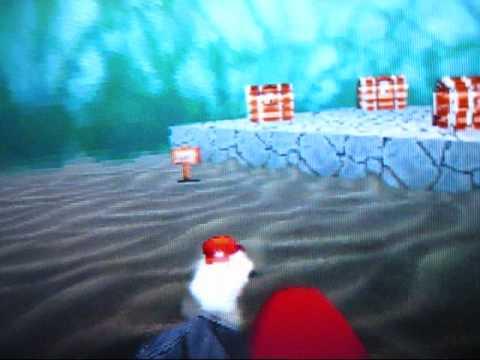 *NEW* Super Mario 64 DS - Goomba Launch Glitch