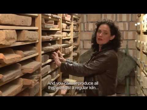 Roman kiln 1: the Romans!