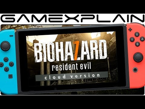 We (Barely) Played Resident Evil 7 on Nintendo Switch... With Horrifying Results (Cloud Version)