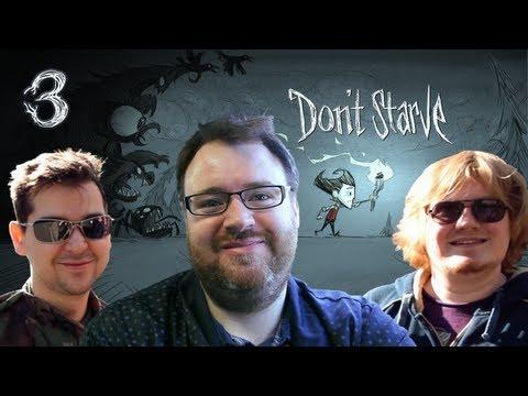 Don't Starve Challenge - Ep 3 - Shelter Us
