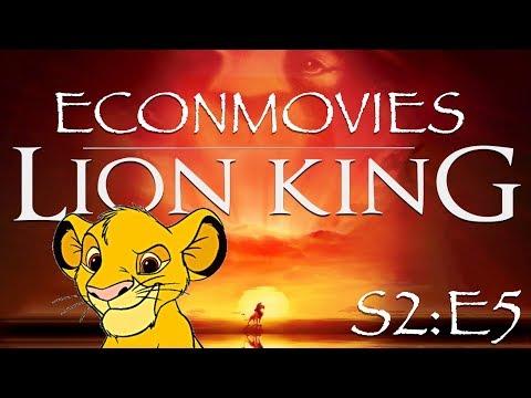 Economics in The Lion King- Econmovies: Season 2, Episode 5