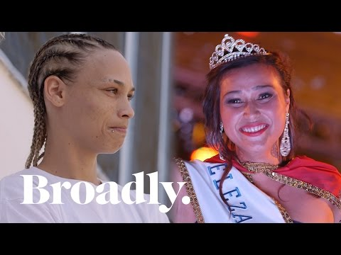 Inside Brazil's Biggest Prison Beauty Pageant
