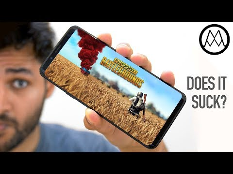 PUBG MOBILE on Android - Disastrous or Revolutionary?