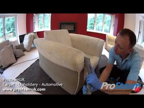 Upholstery Cleaning - Surrey - Sofa
