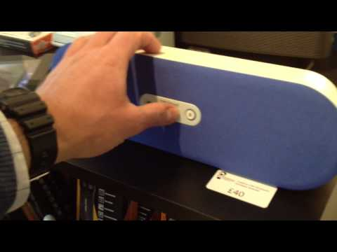 The Creative D80 Bluetooth Speaker - Setup
