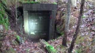 Norwegian underground bunker