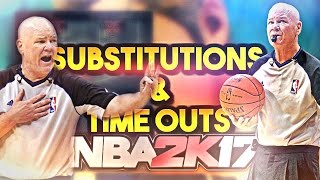 Nba 2k17 Tips How To Use Timeouts Tutorial Best Online Defense Offens