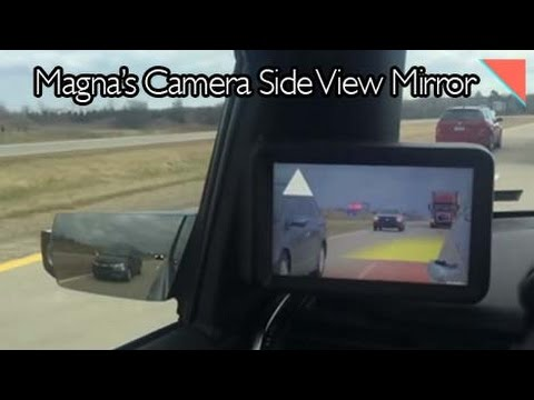 Side View Mirror Camera, GM Continues Global Retreat - Autoline Daily 2112