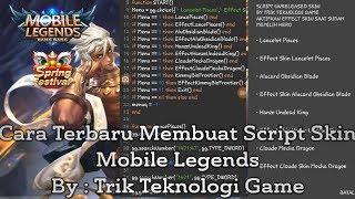 unreleased skin mobile legend script Videos - 9tube tv
