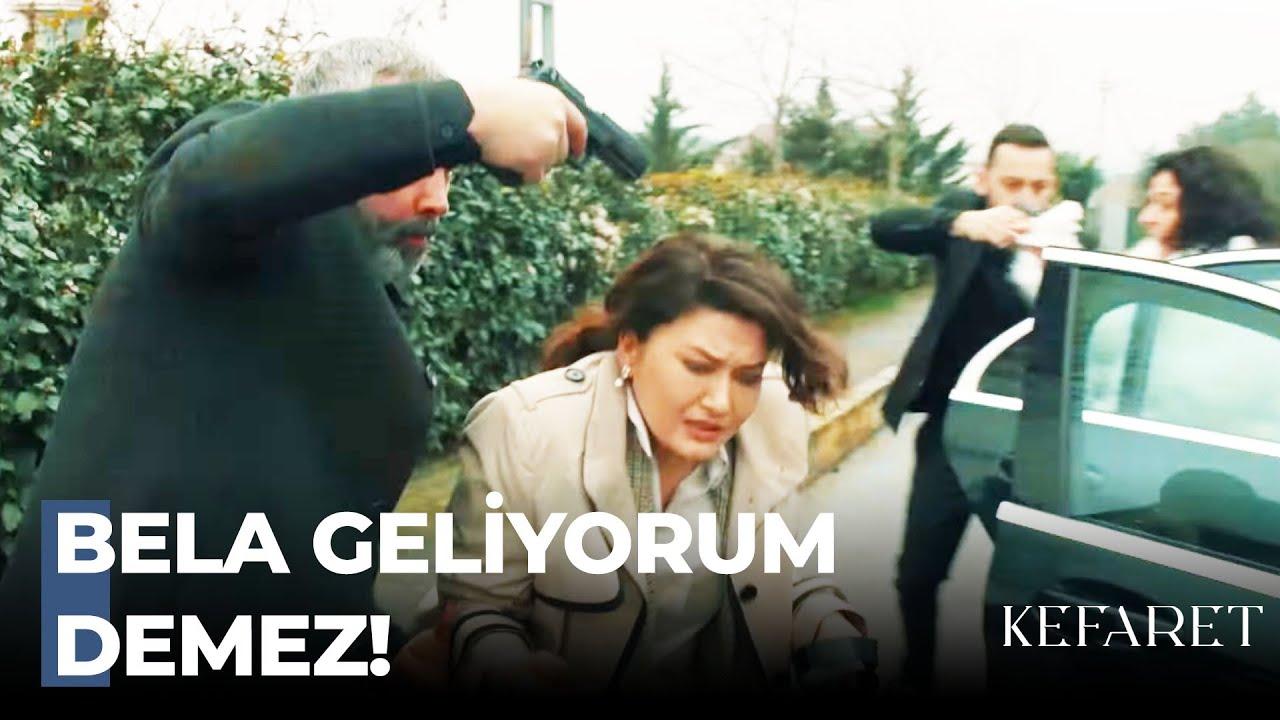 Zeynep ve Münevver KAÇIRILDI! - Kefaret 21. Bölüm (FİNAL SAHNESİ)