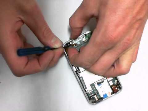 iPhone 3G Microphone Replacement Repair Guide